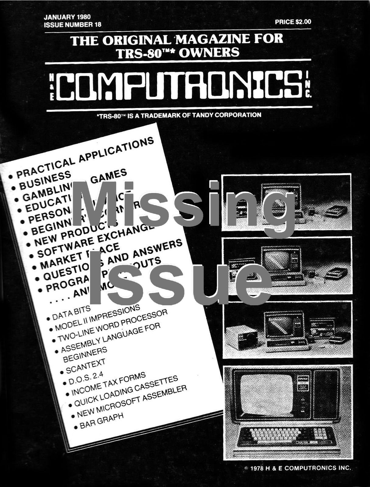 TRS-80 Color Computer Archive